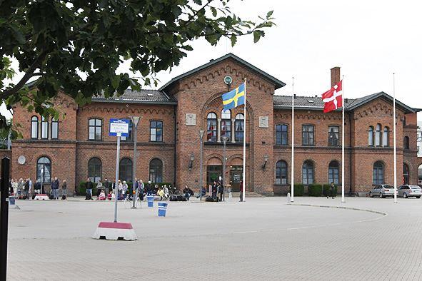 Café Perrongen, Ystad
