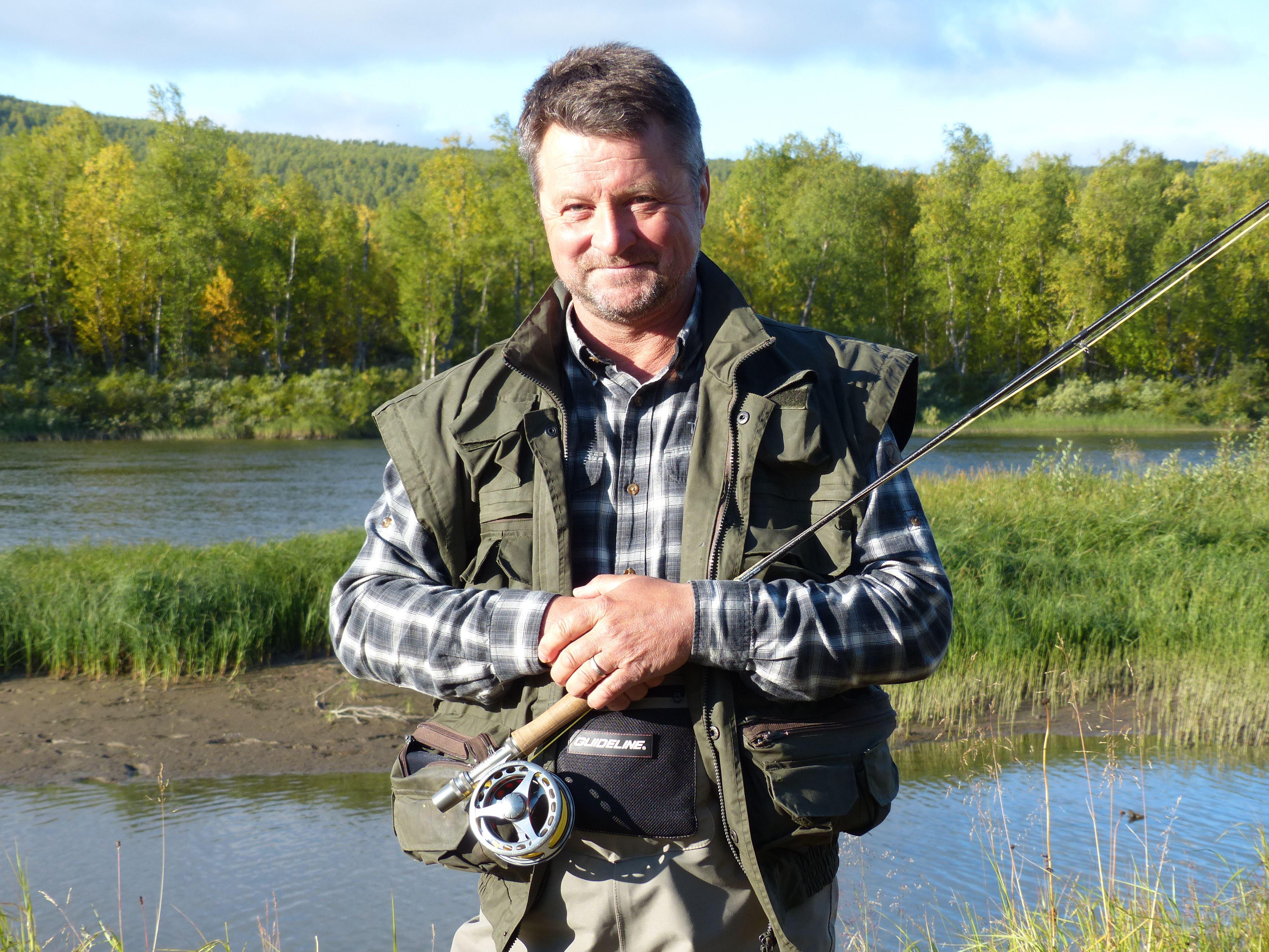 Exklusivt isfiske & sommarfiske med Stig Strand