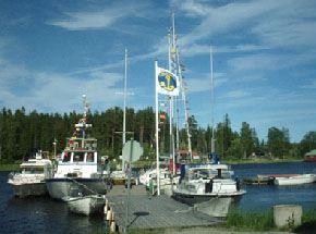Gästehafen Skatan