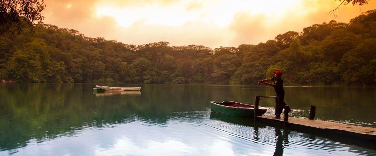 Laguna La María (Centro ecoturístico)
