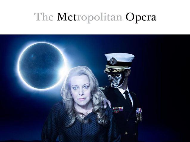 Metropolitan Opera ger TRISTAN OCH ISOLDE