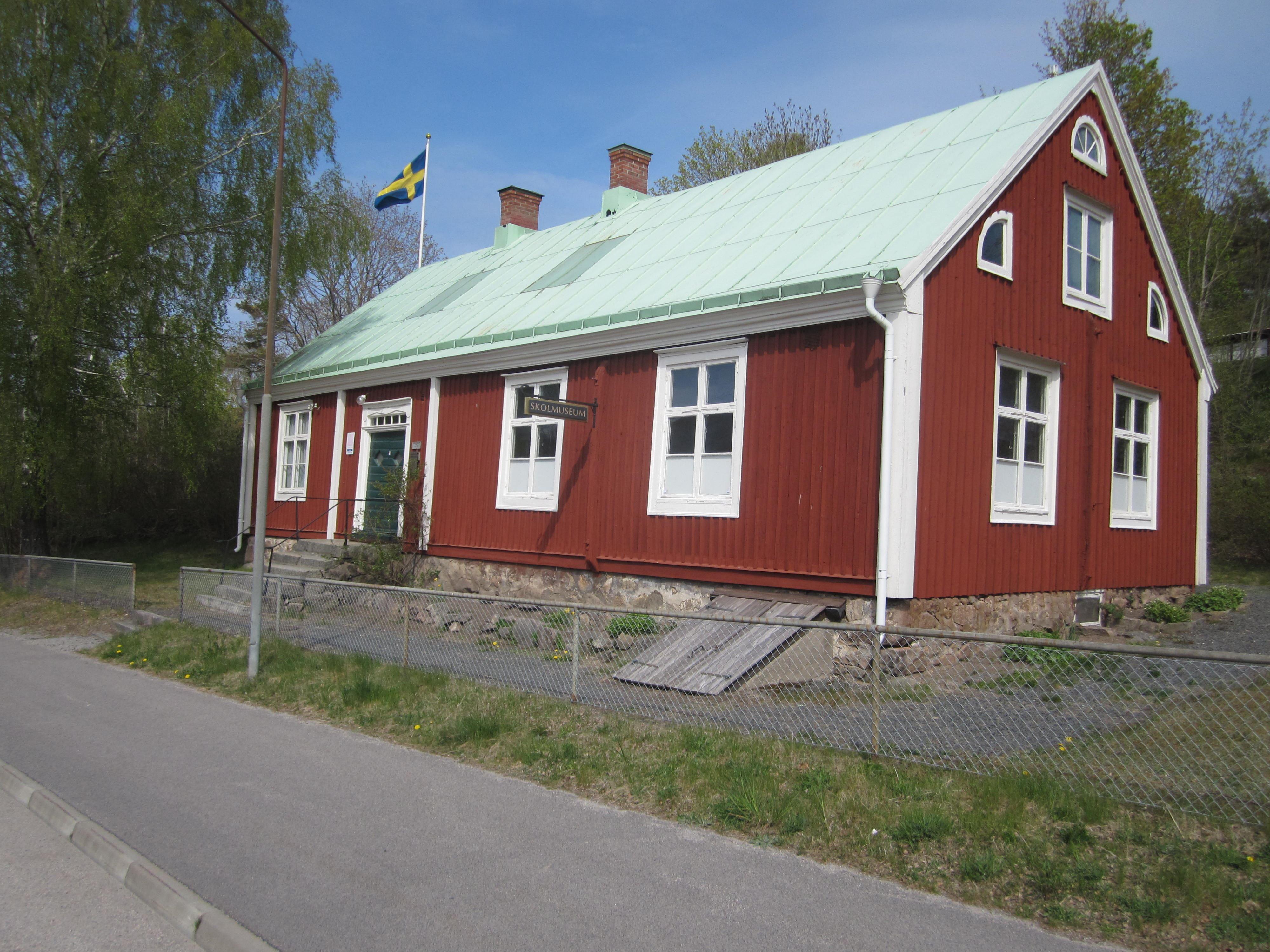Mällegården school museeum is open  (copy)