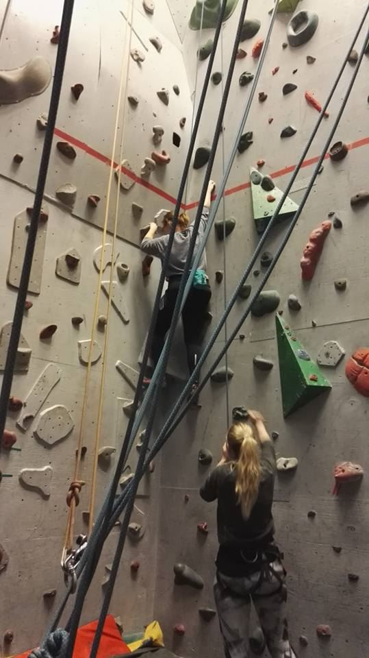 Västervik climbing center
