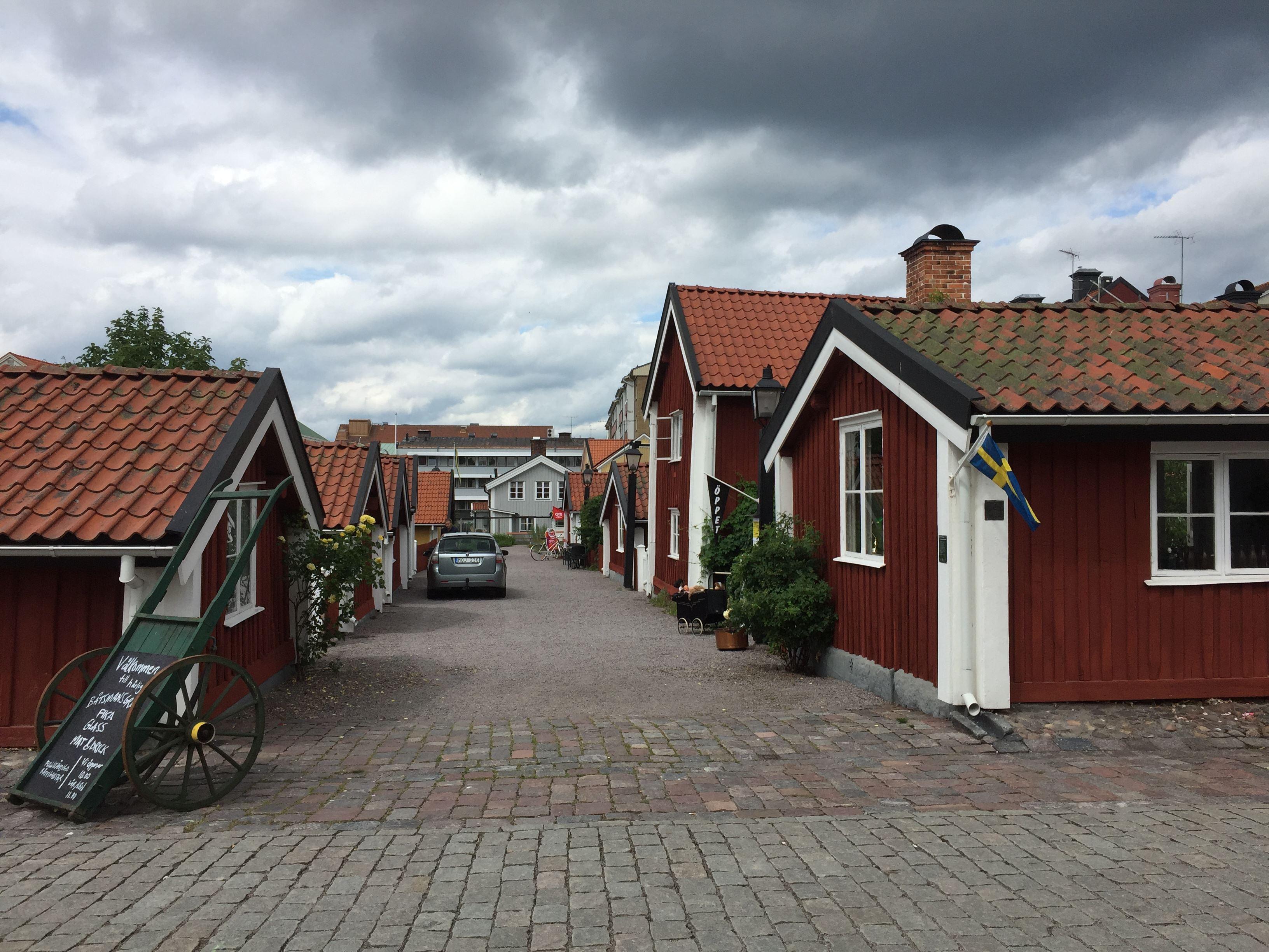Båtsmansgränd - Café