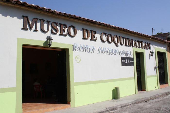 """Museo Comunitario de Coquimatlán """"Ramón Navarro Osorio"""""""