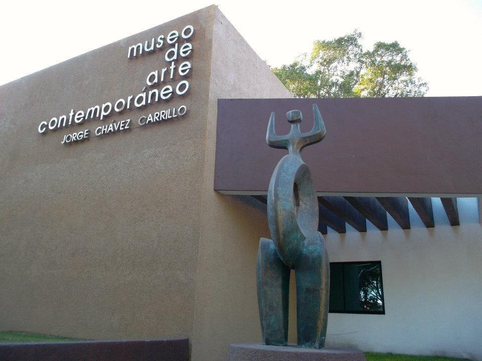 """Contemporary Art Museum """"Jorge Chávez Carrillo"""""""