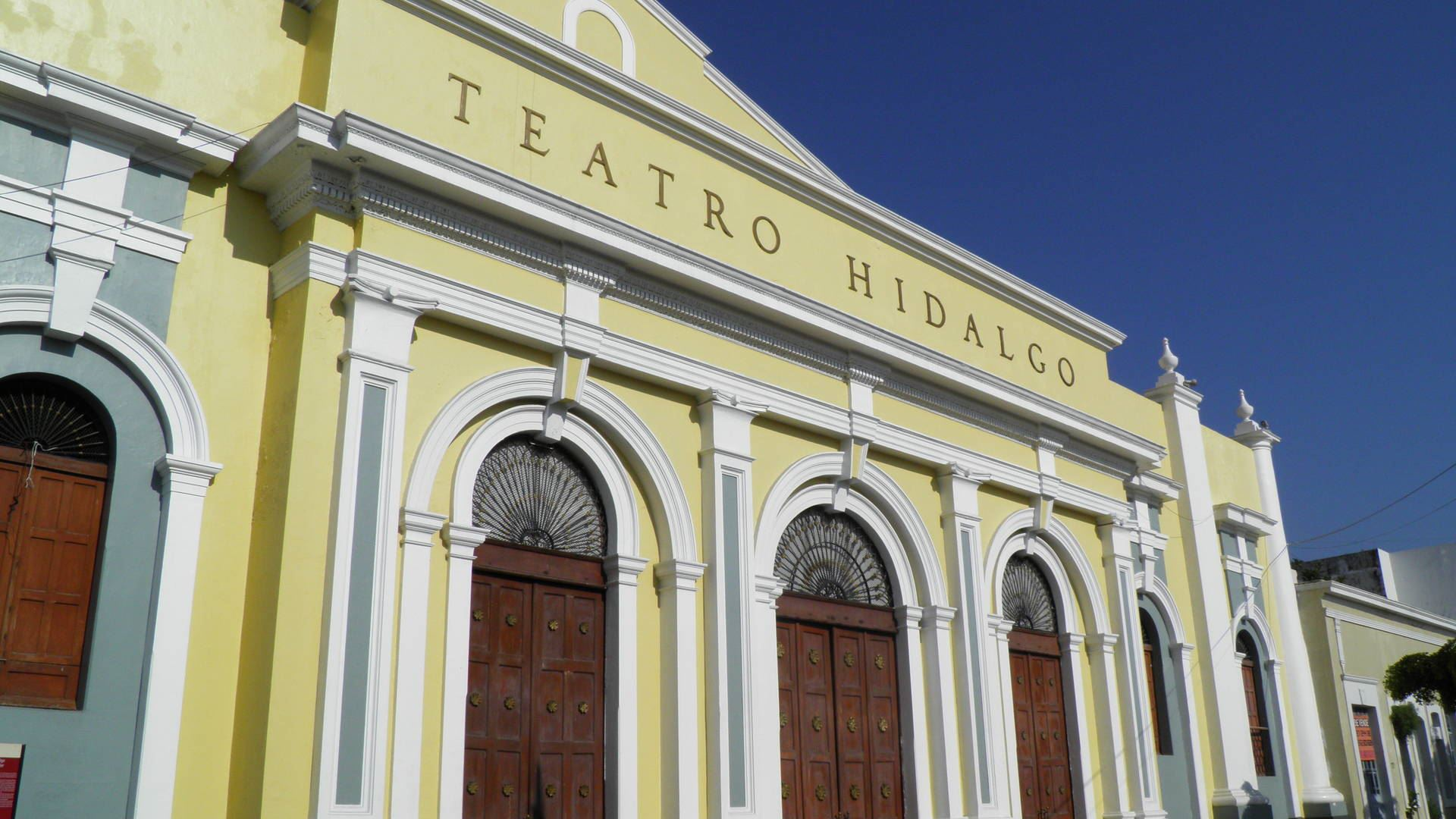 Hidalgo Theater