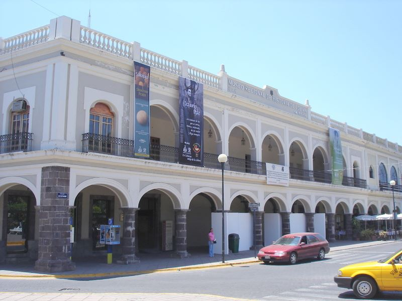 Regional History Museum of Colima