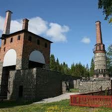 Ånglokstur i Galtströms Bruk för grupper