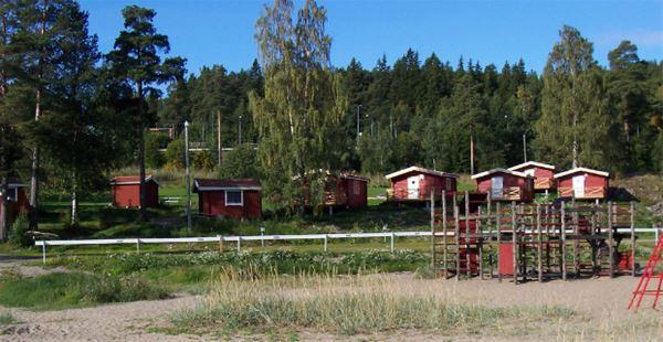 Fläsians Camping & Cabins / Camping
