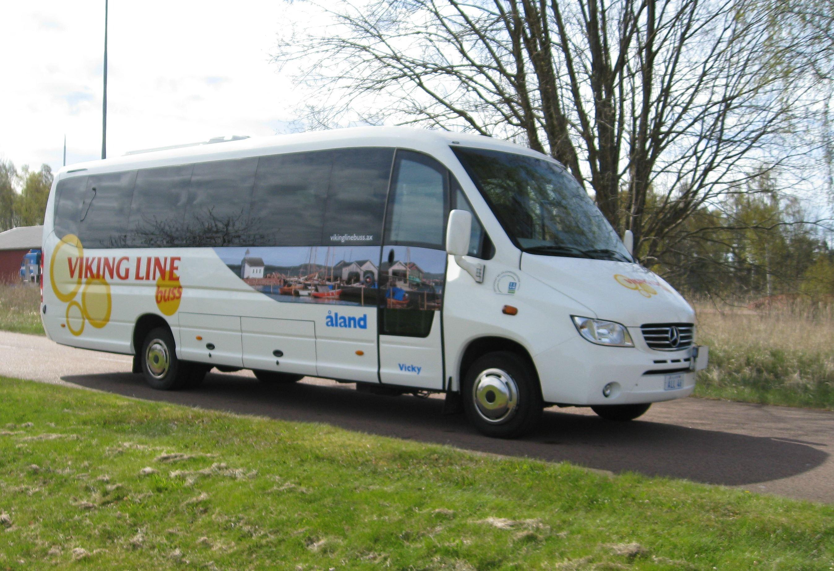 Viking Line Buss