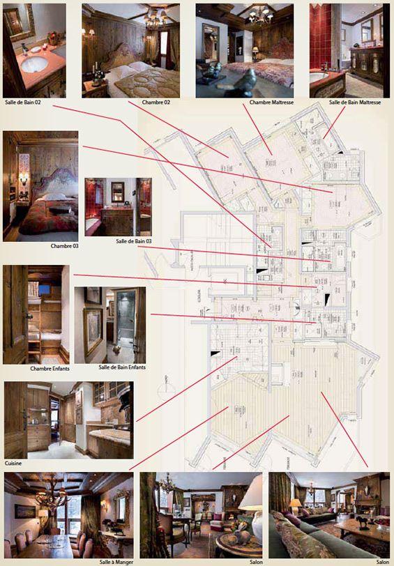 JARDIN ALPIN - Appartement par Madame Fenestraz