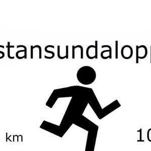 Juoksukilpailu Vestansundaloppet 2020 Jomalassa