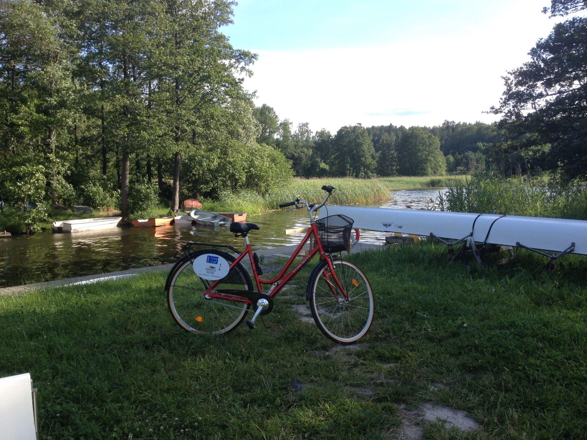 Cykeluthyrning i Norrtälje