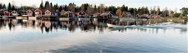 Spikarna fishing village