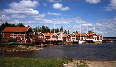 Spikarna fishing village