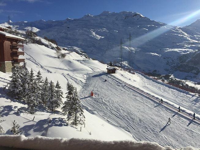 2 Pièces 4 Pers skis aux pieds / VALMONT 611