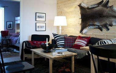 Tännäskrökets Lägenheter Ski in / Ski out