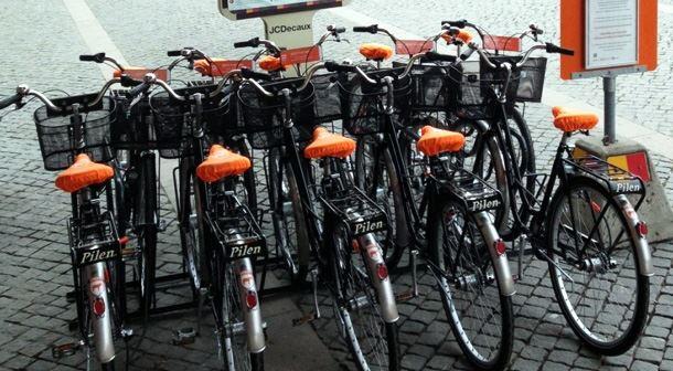 Upptäck Gävle med cykel i sommar!