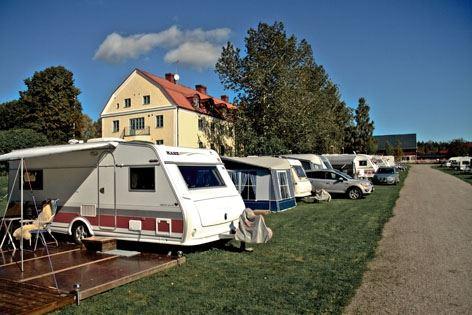 Räfsnäsgården and Ludvika Camping