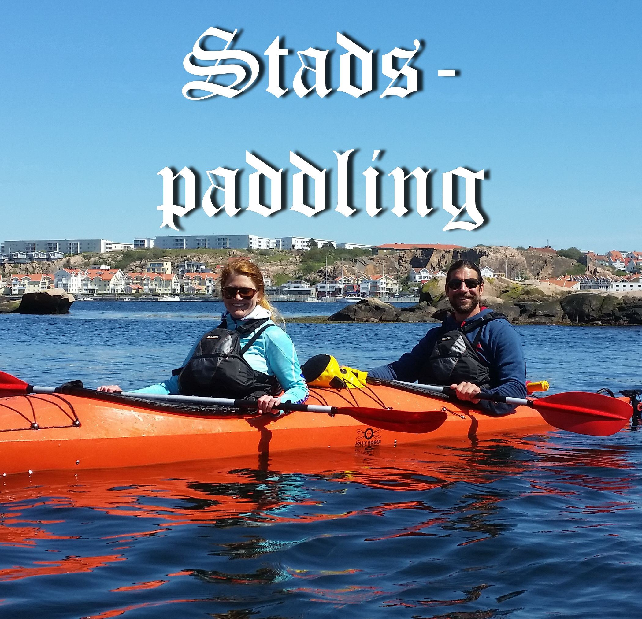 PADDLING - Kayak tours with guide