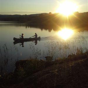 Foto från Bredsjöns facebooksida