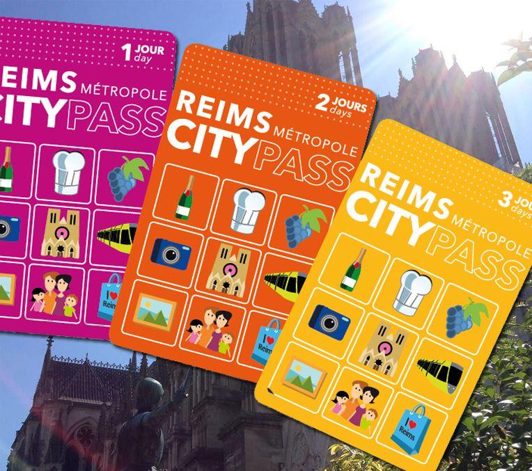 REIMS CITY PASS