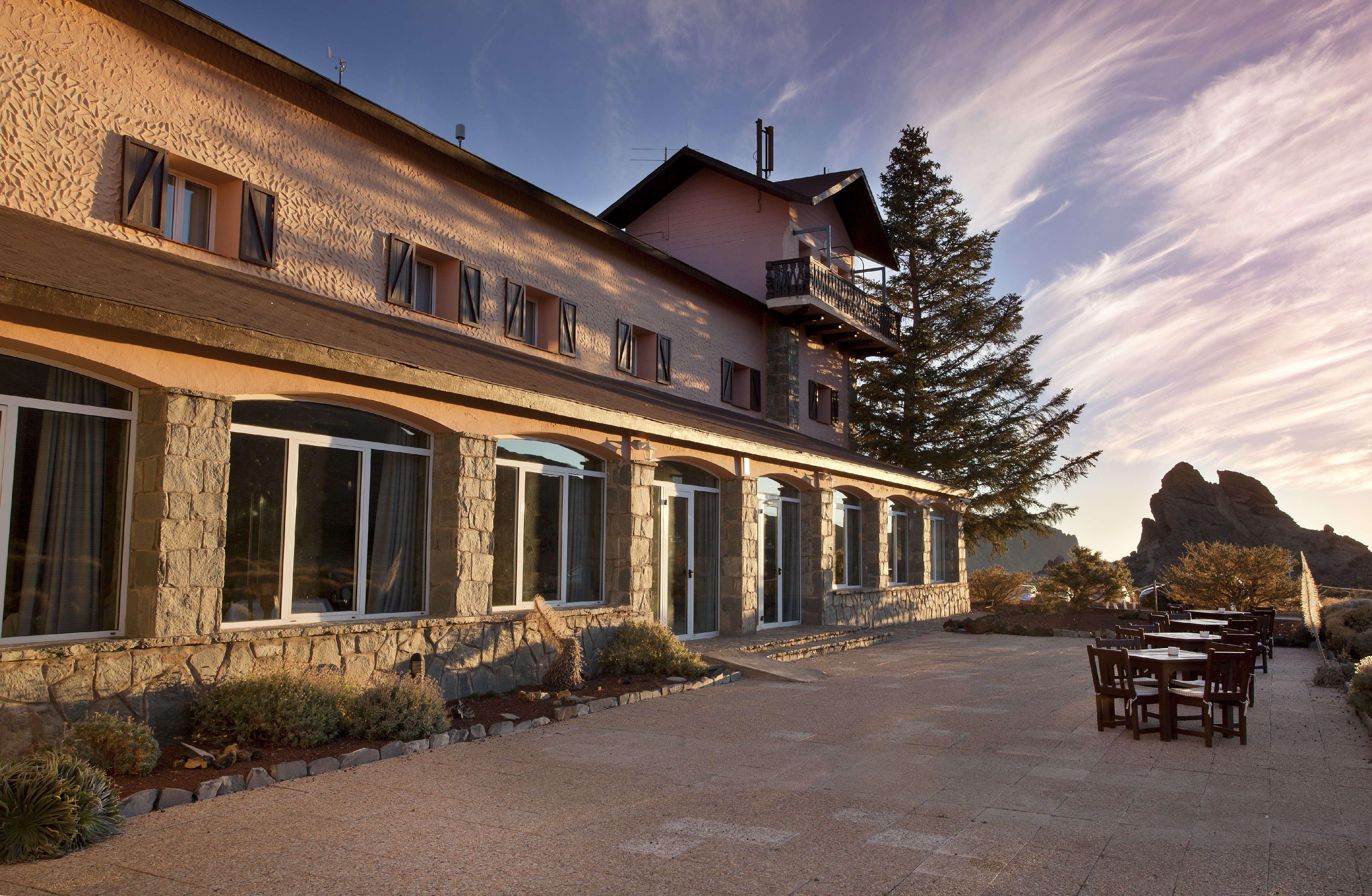Parador Hotel Canadas de Teide, Teneriffa, Signaturresor