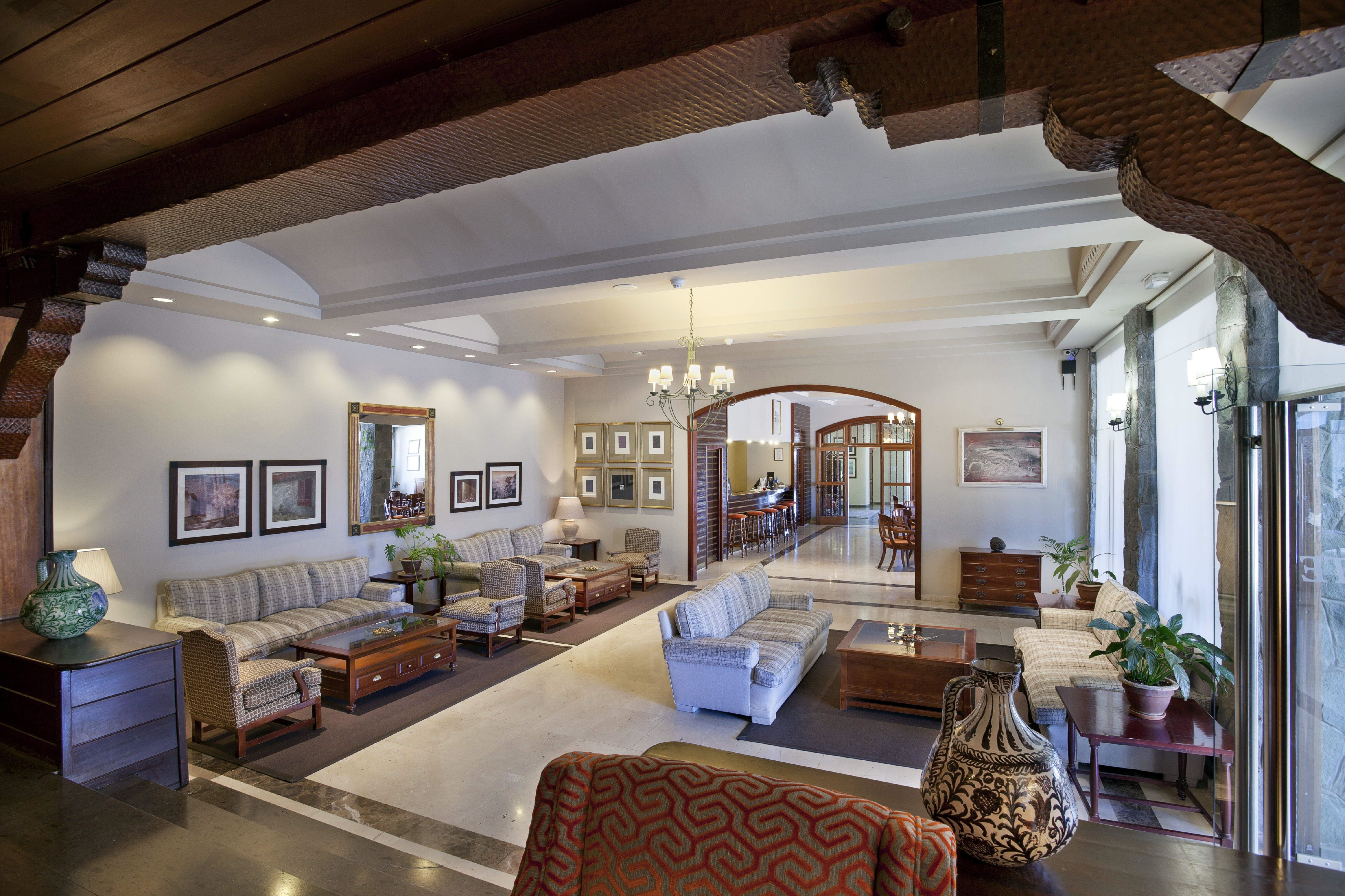 Lounge, Parador Hotel Canadas de Teide, Teneriffa, Signaturresor