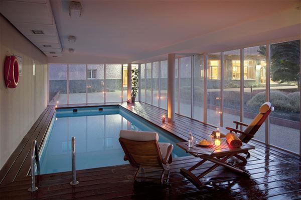 Inomhuspool, Parador Hotel Canadas de Teide, Teneriffa, Signaturresor