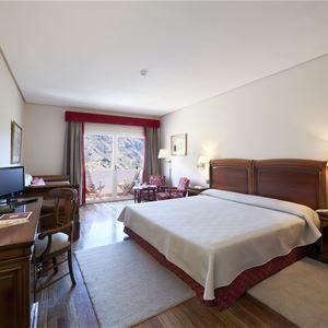 Dubbelrum, Parador Hotel Canadas de Teide, Teneriffa, Signaturresor