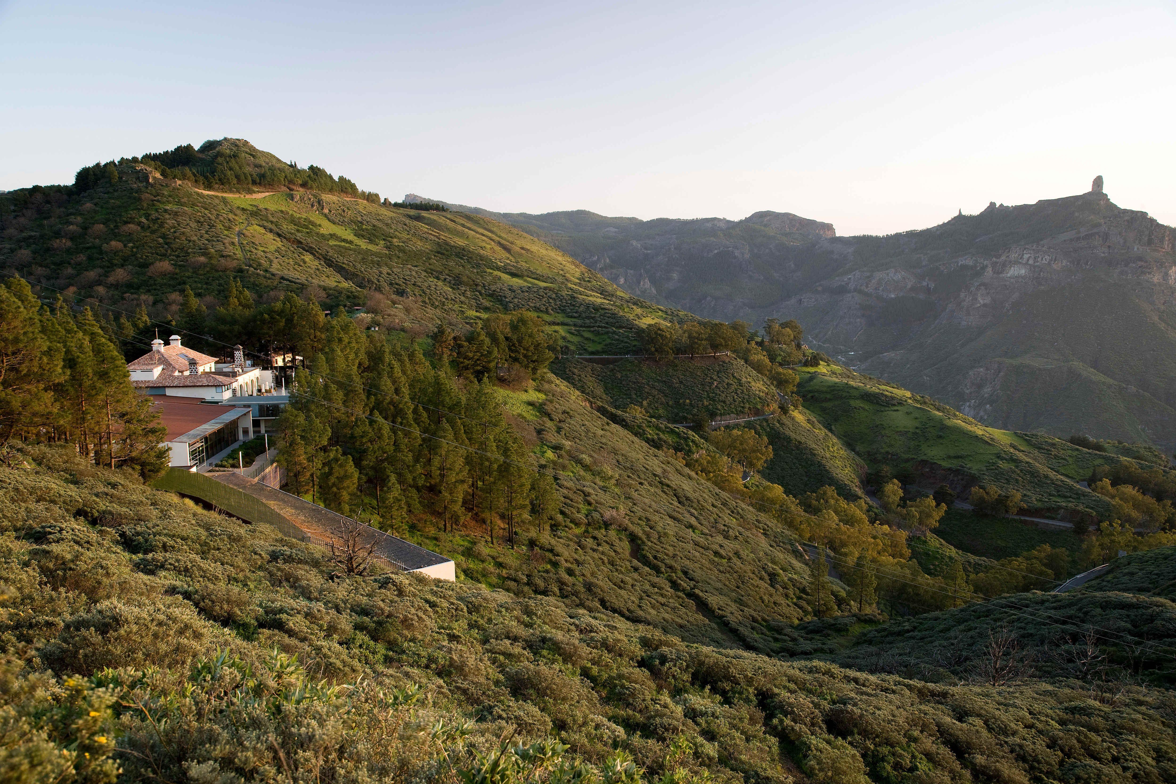Parador Cruz de Tejeda, Gran Canaria, Signaturresor