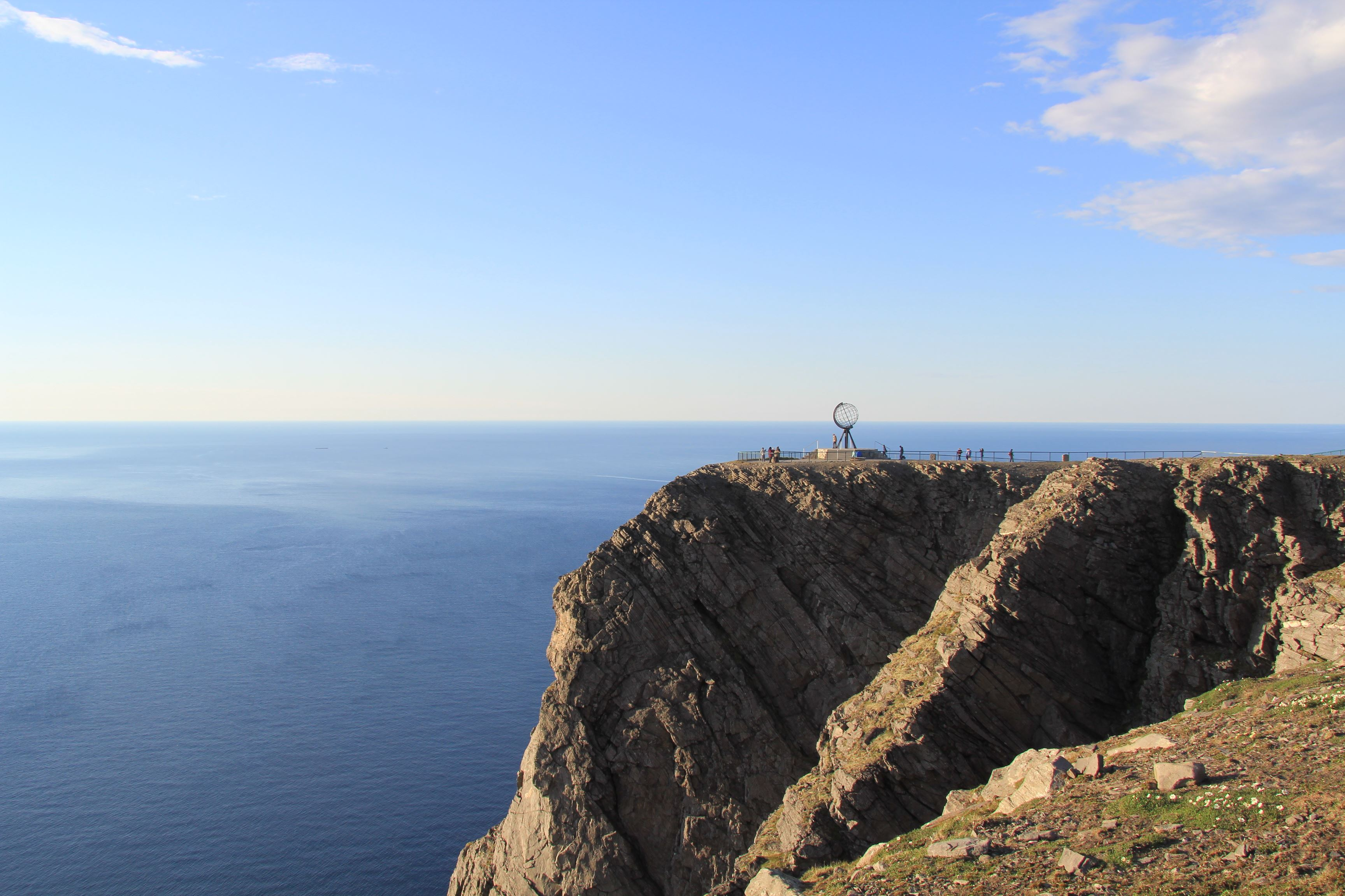 Helicopter sightseeing with landing at North Cape