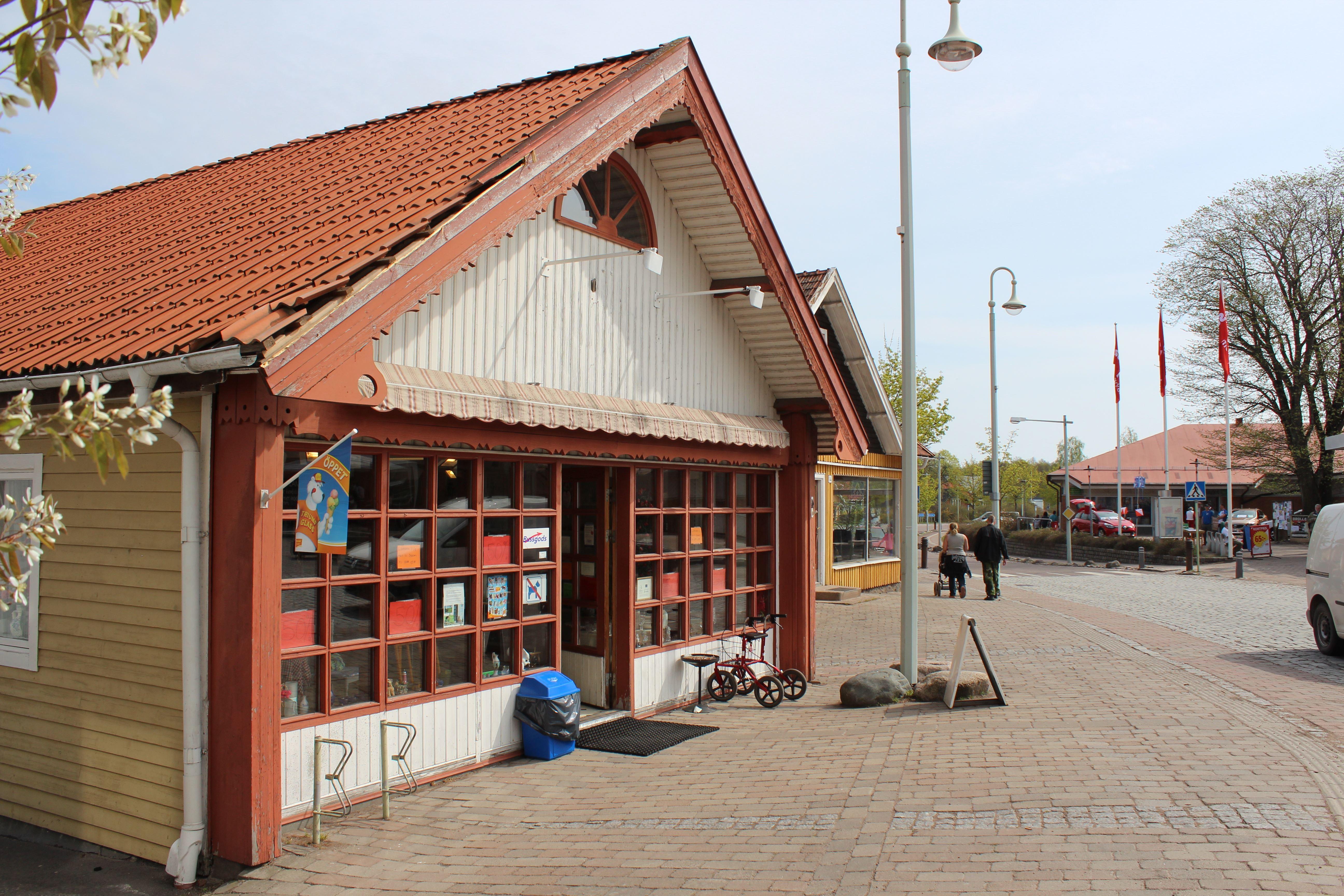 Lilla butiken