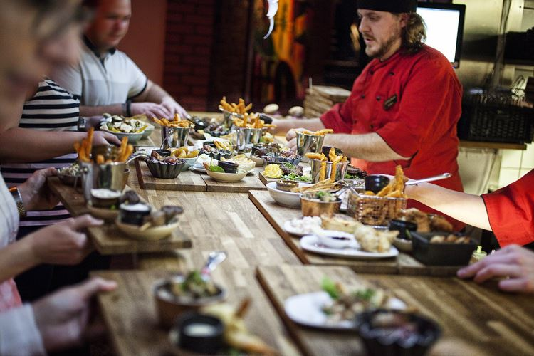 Pinchos - Tapasbar & Restaurang