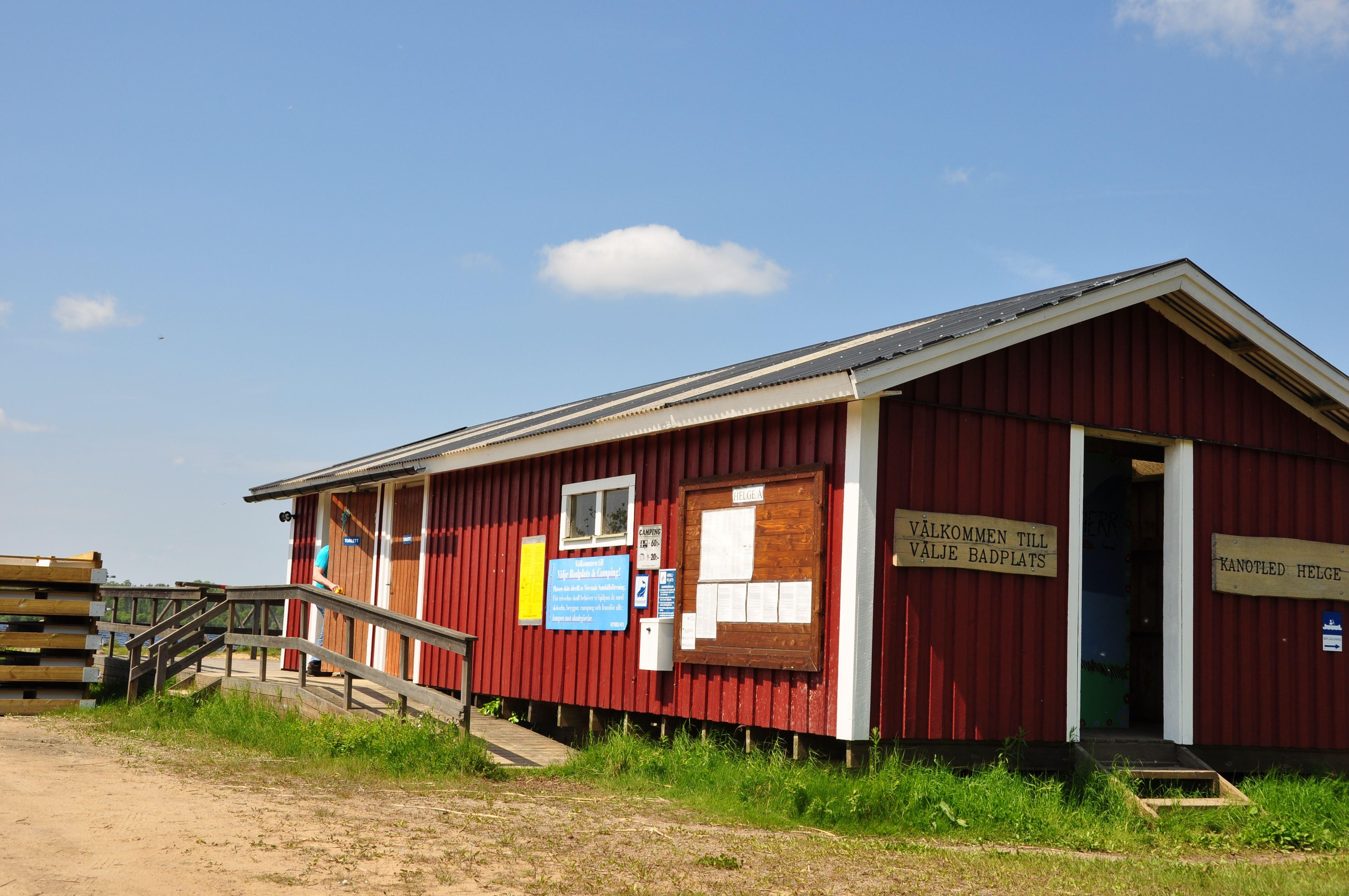 Välje Naturcampingplatz