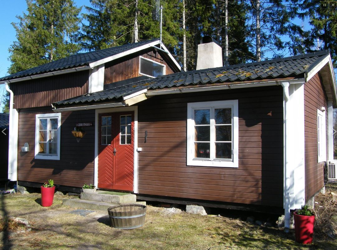 Ferienhaus 24 - Grindstugan - Elisabet Ekenstam