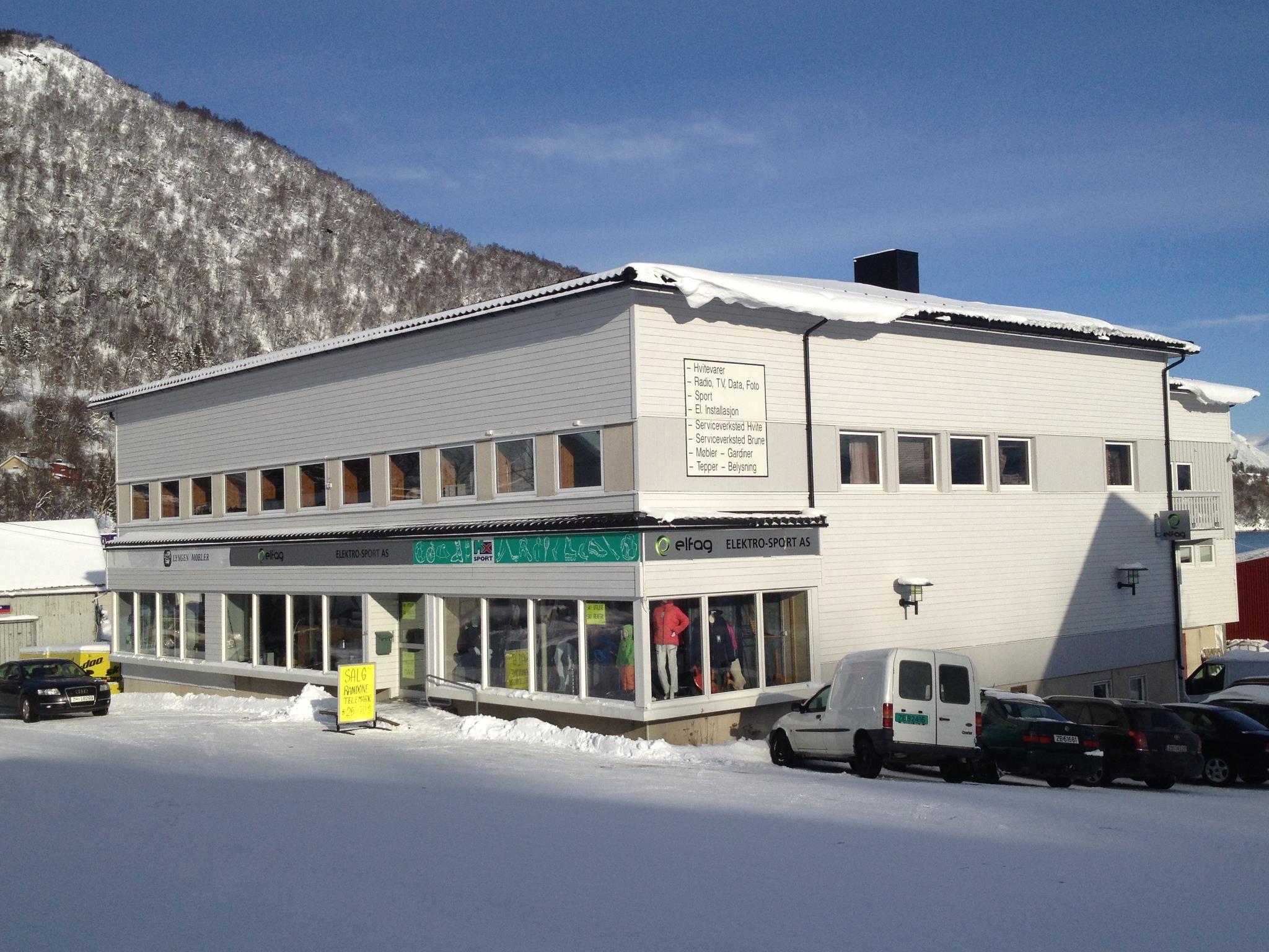 Ski- and snowshoe rental at ElektroSport