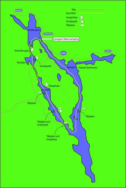 Öns kanotled