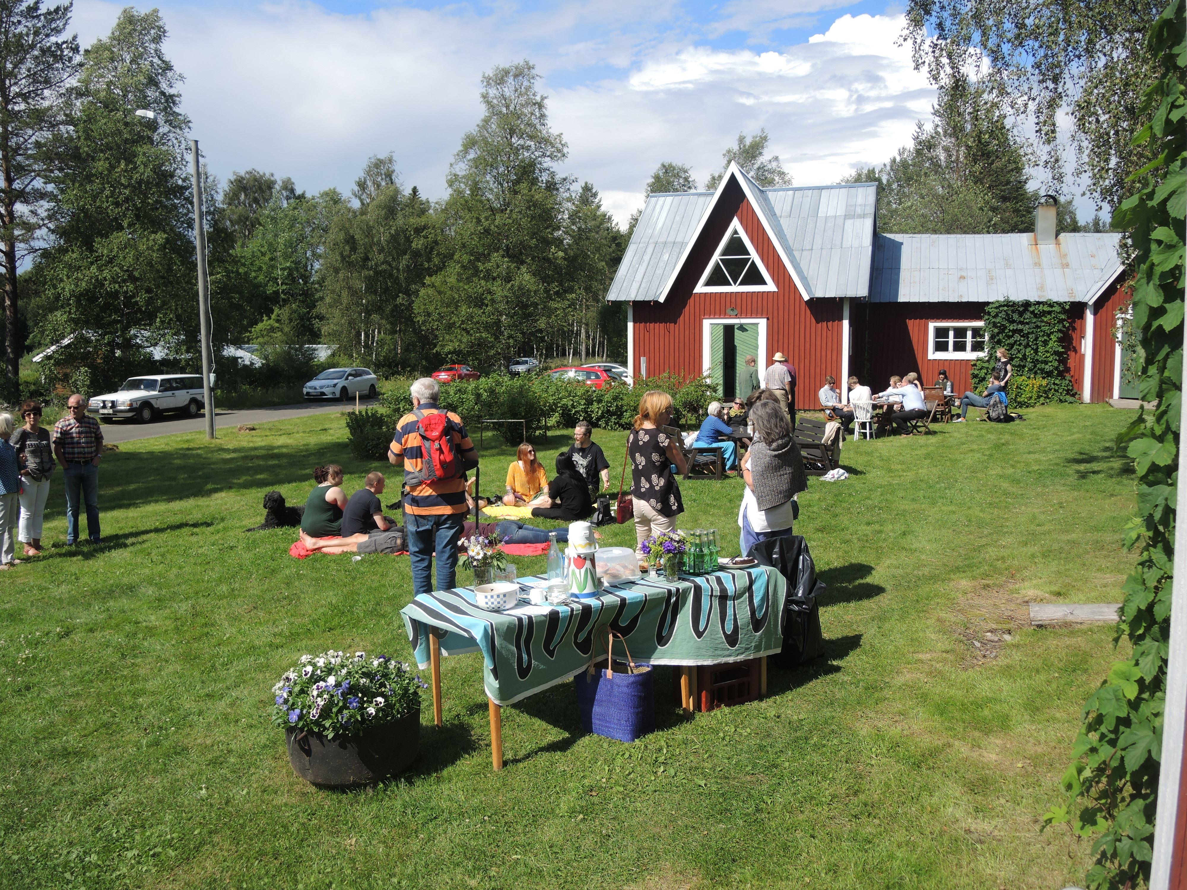 Katrin Zackrisson Caldeborg,  © Katrin Zackrisson Caldeborg, Utställning 9 juli-1 aug 2016