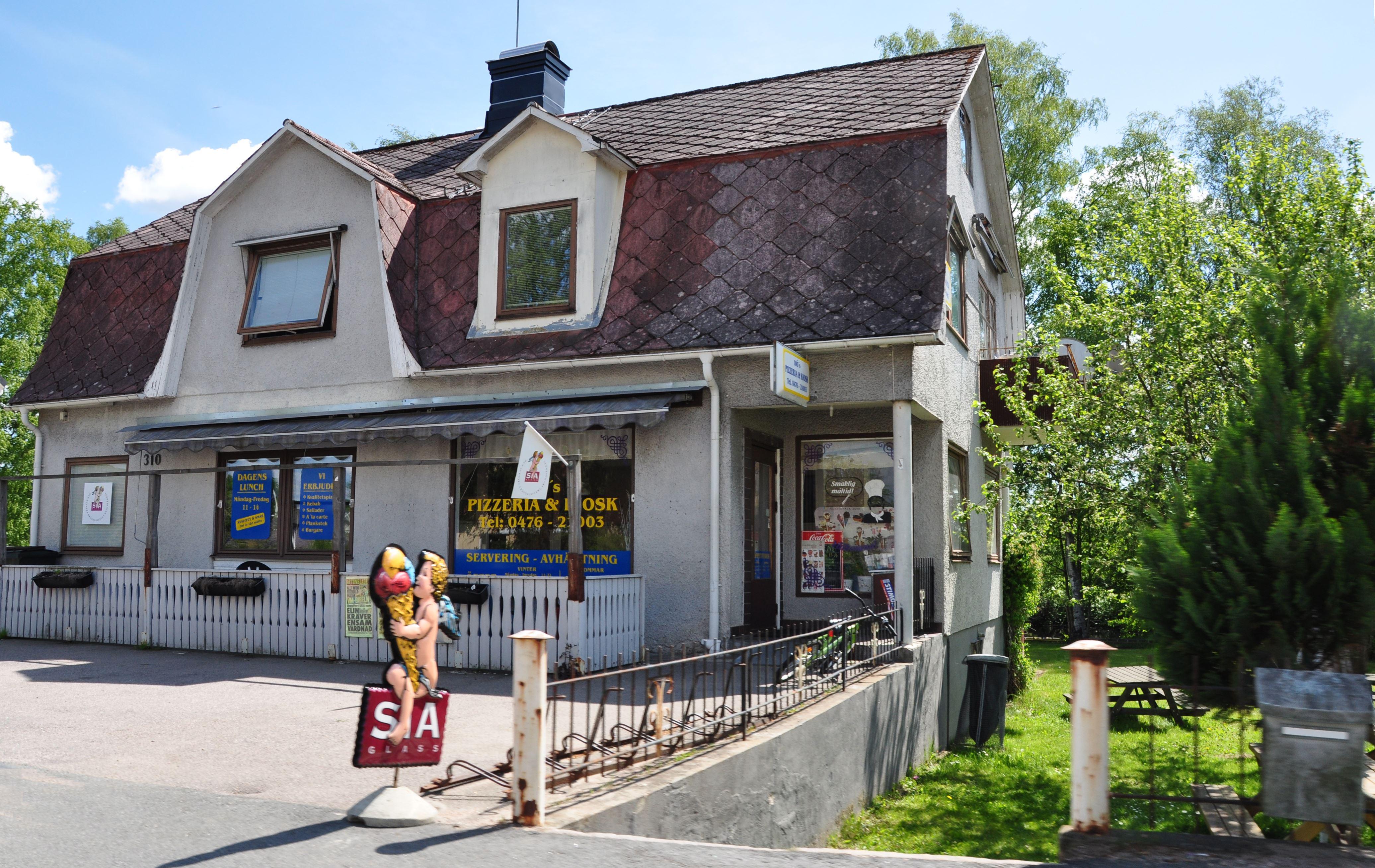Diö Pizzeria & Kiosk