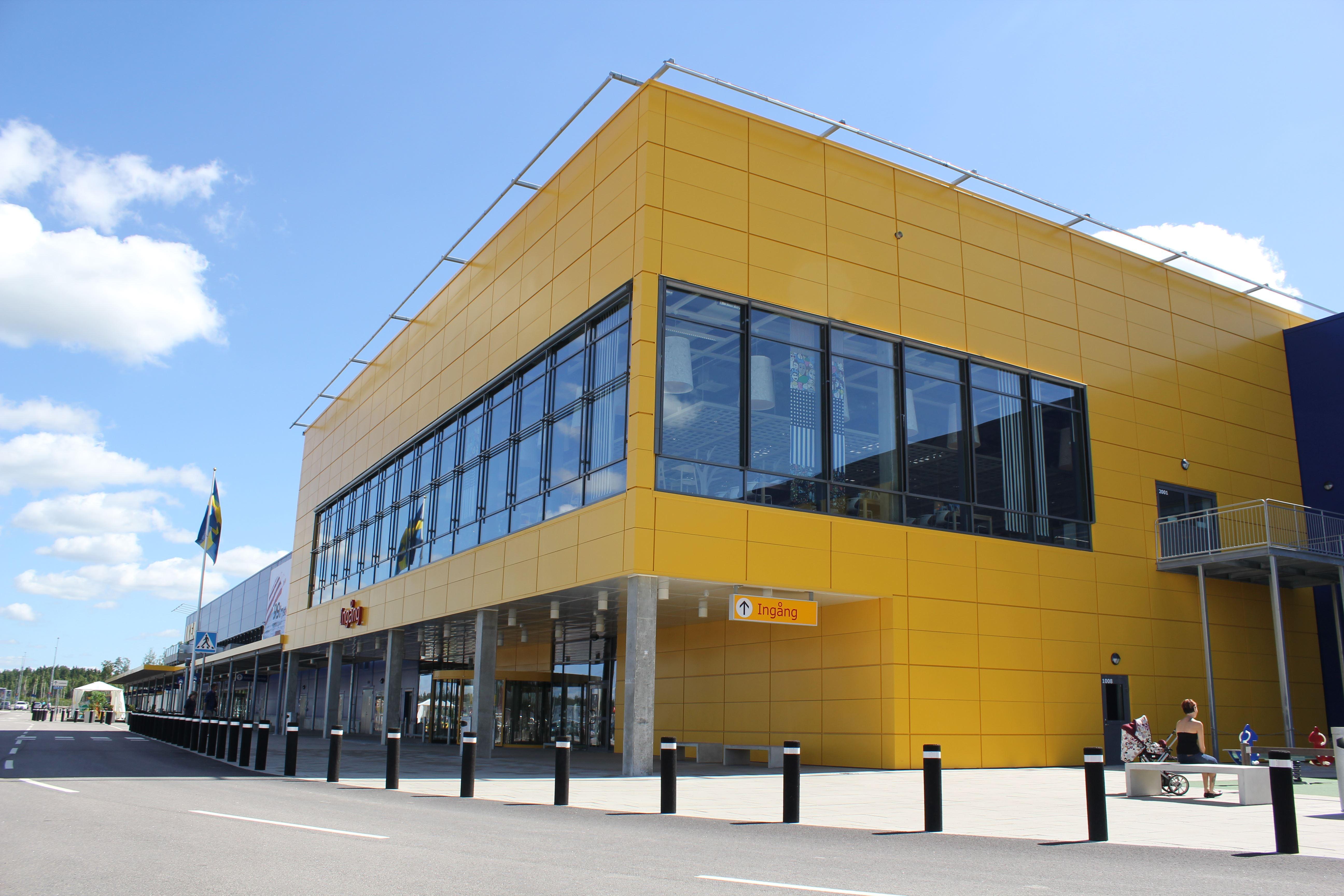 IKEA-Restaurant - IKEA Einrichtungshaus