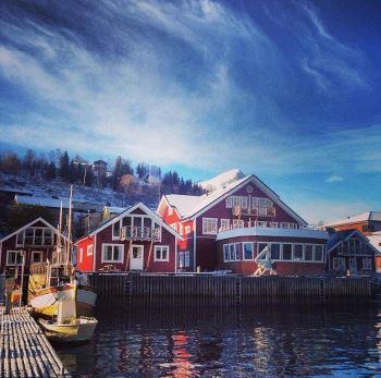 © Sørheim Brygge, Skibsbroen Pub