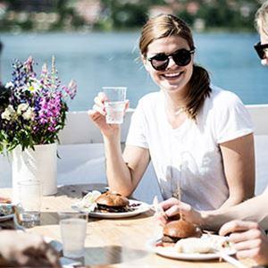 Foto: Sandra Lee Petersson,  © Copy: Visit Östersund, Middagssällskap