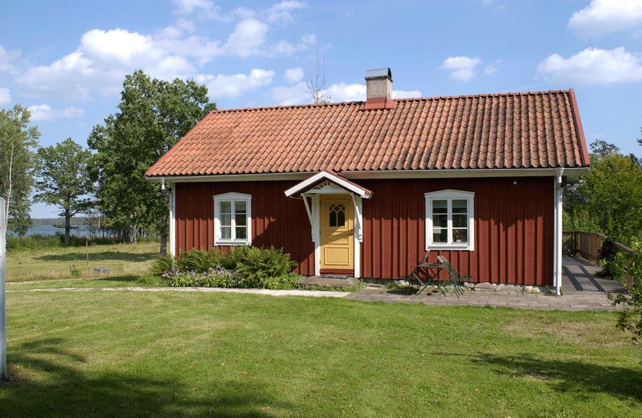 Ferienhaus 10 - Tjärbacken - Stenshult Mellangård - Anders och Lisbeth Ericsson