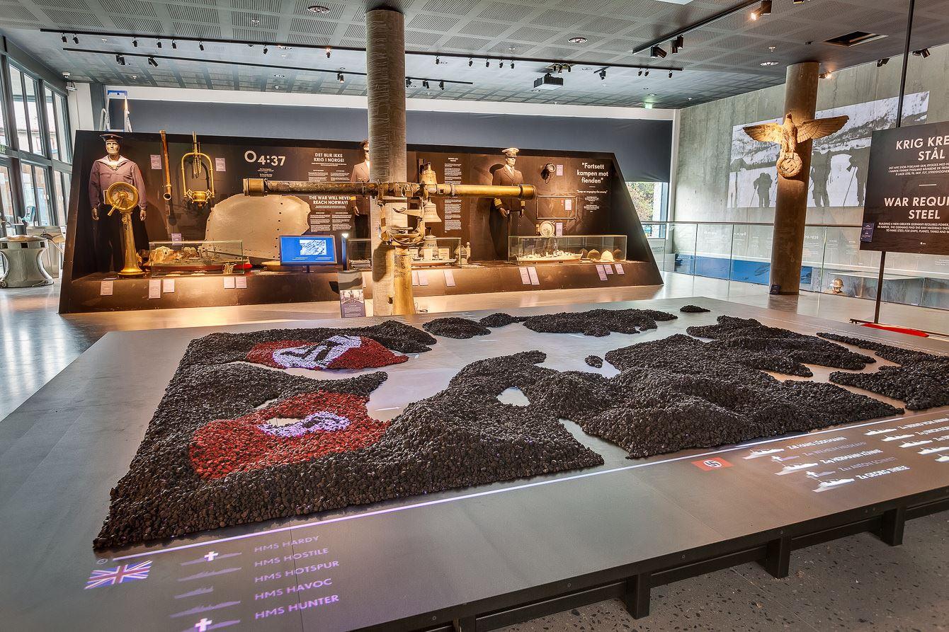 Narvik Warmuseum,  © Narvik Warmuseum, Narvik Warmuseum