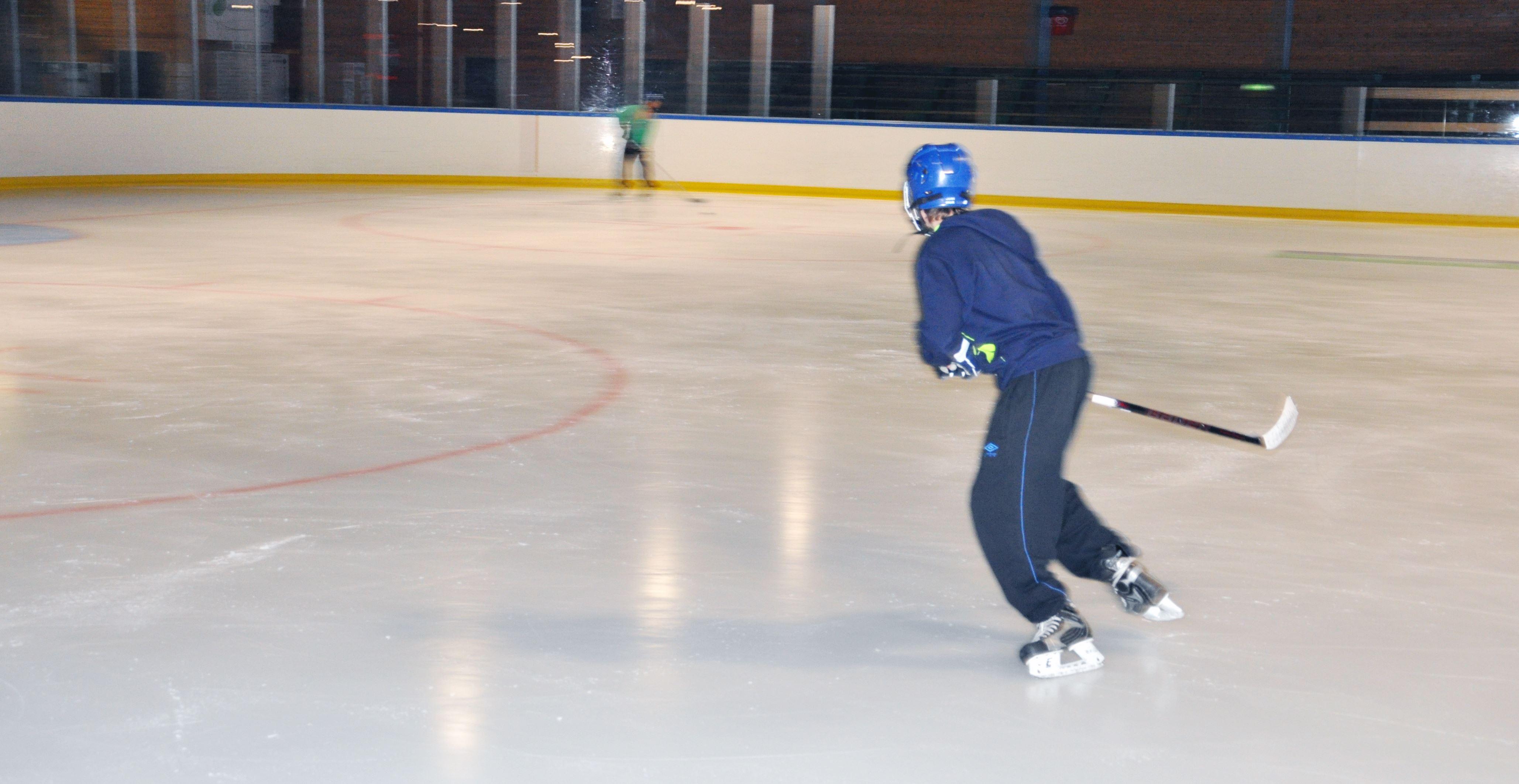 Indoor ice rink, Diö