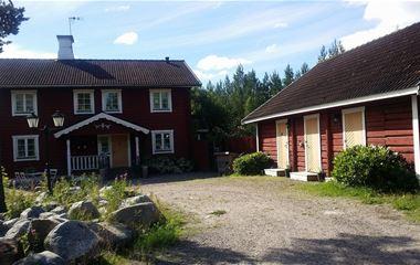Boende i gårdshus i Skrängstabodarna, Kustvägen, Njurunda