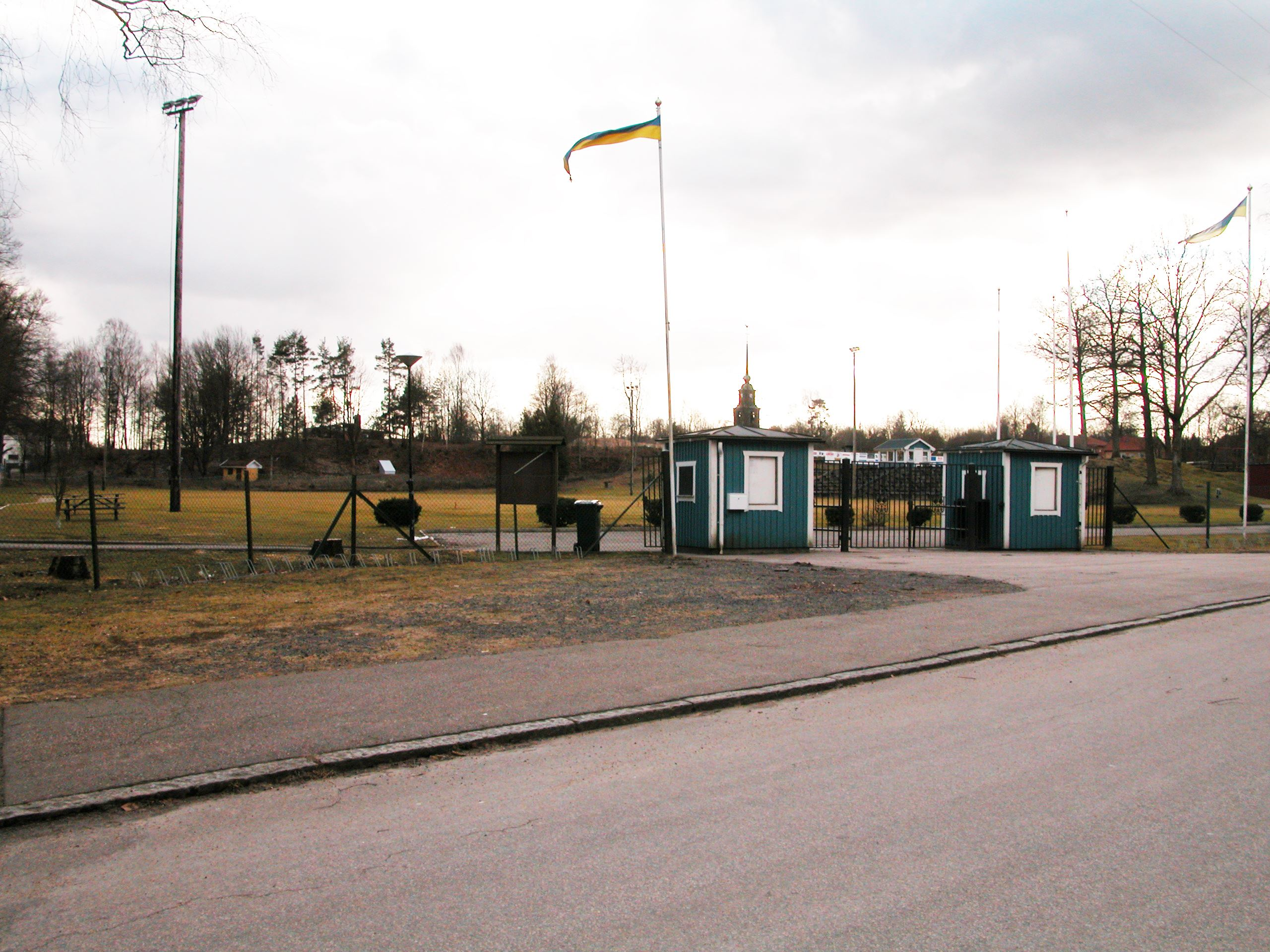 Sports ground, Älmekulla, Älmhult