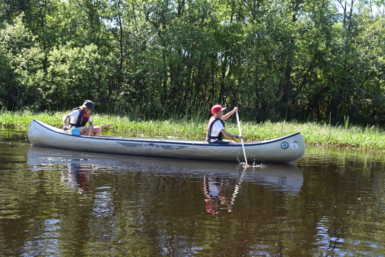 Canoe rental - Sjöfors Kanot